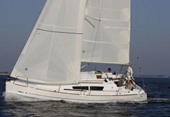 S Jeanneau Sun Odyssey 33i for charter in Split