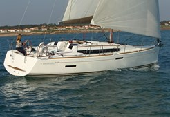 S Jeanneau Sun Odyssey 379 for charter in Seget Donji