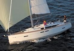 S Jeanneau Sun Odyssey 409 for charter in Seget Donji