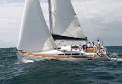 S Jeanneau Sun Odyssey 42i for charter in Primosten