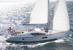 S Jeanneau Sun Odyssey 45DS for charter in Biograd