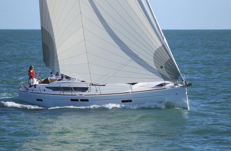 Jeanneau Sun Odyssey 469 for charter in Seget Donji