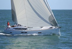S Jeanneau Sun Odyssey 469 for charter in Seget Donji
