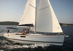 S Jeanneau Sun Odyssey 49i for charter in Sukosan