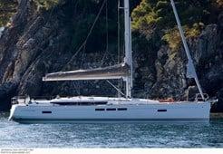 S Jeanneau Sun Odyssey 509 for charter in Seget Donji