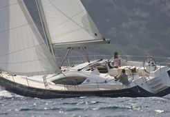 S Jeanneau Sun Odyssey 50DS for charter in Sukosan