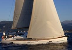 S Jeanneau Sun Odyssey 519 for charter in Kastela, Split