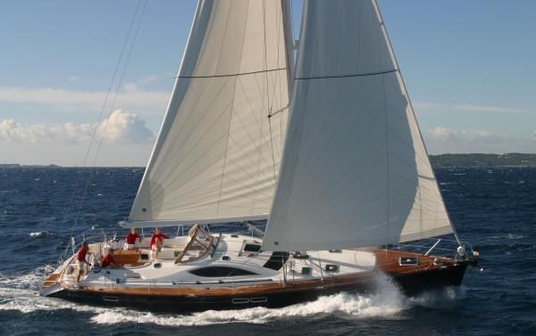 Jeanneau Sun Odyssey 54DS for charter in Procida