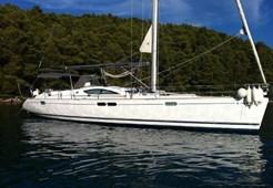 S Jeanneau Sun Odyssey 54DS 3 cab for charter in Split