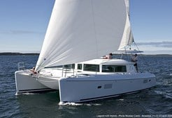 C Lagoon 420 for charter in Seget Donji