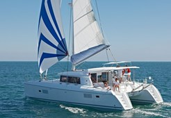 C Lagoon 421 for charter in Sibenik