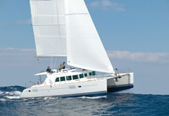 C Lagoon 440 for charter in Trogir