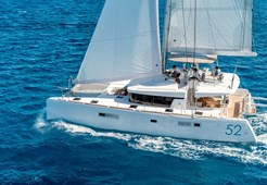 C Lagoon 52 - 5 cabins for charter in Seget Donji