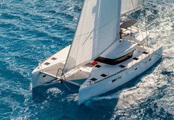 C Lagoon 52 - 6 cabins for charter in Seget Donji