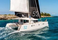 C Lagoon 52 for charter in Sibenik