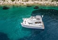 M Lagoon Power 44 for charter in Split