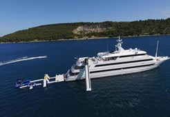 L M/Y Katina for charter in Hrvatska
