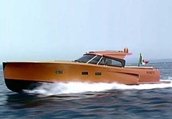 M Maxi Dolphin 51 Broker