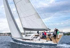 S More 55 for charter in Kastela, Split