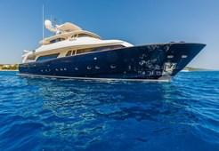 Navetta 30 for charter in Zadar