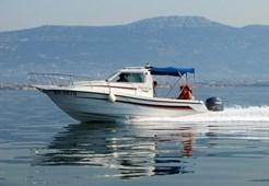 M Patrol Antares 690 for charter in Split