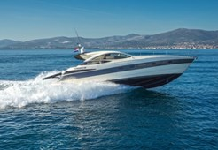 M Pershing 46 for charter in Split