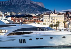 M Princess 62* for charter in Dubrovnik