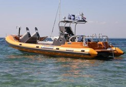 R Ris Marine 850 Sport for charter in Pula