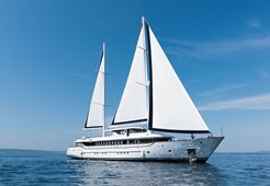 S S/Y Aiaxaia for charter in Split