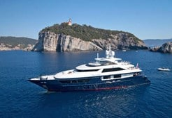 L San Lorenzo 150 for charter in Tivat
