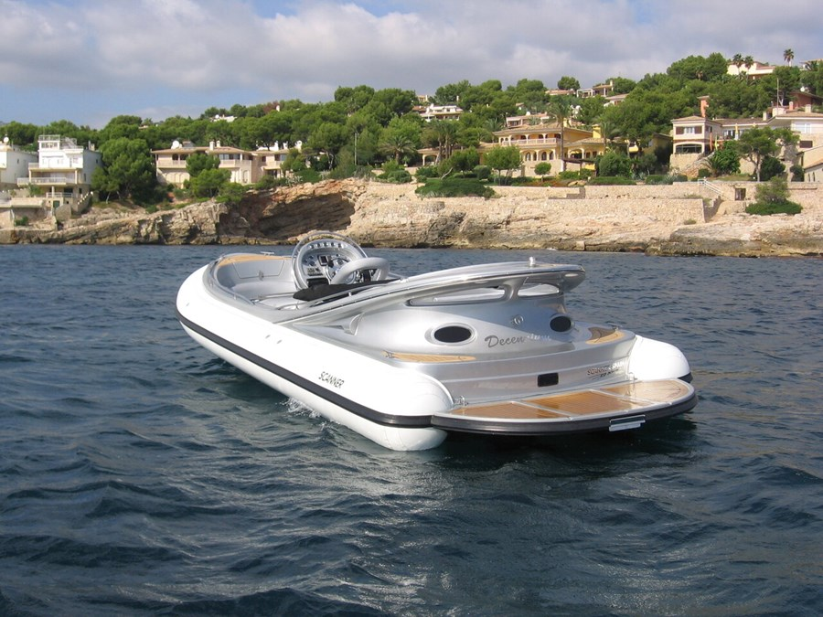 Scanner Dillennium 2999 for charter in