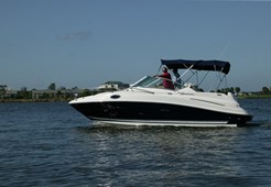 M Sea Ray 245 for charter in Punat, Krk