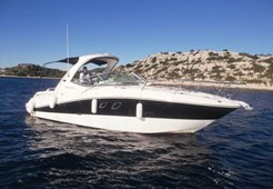 M Sea Ray 335 Sundancer for charter in Tribunj