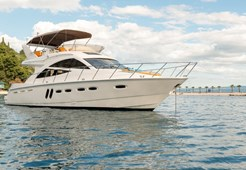 M Sealine T50 for charter in Split