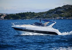 M Sessa C35 for charter in Split