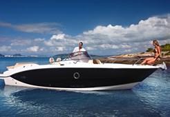 M Sessa Marine KL 27 for charter in Rogoznica