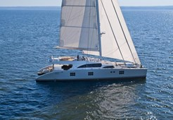 C Sunreef 102 for charter in Dubrovnik