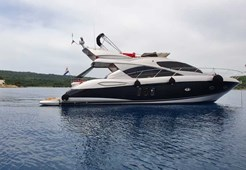 M Sunseeker Manhattan 52 for charter in Split