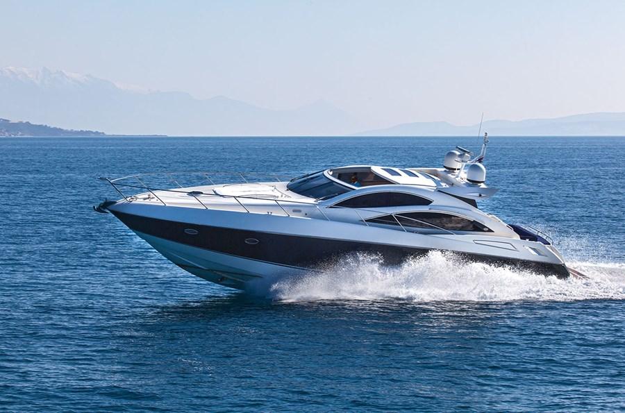Sunseeker Predator 62 for charter in Split